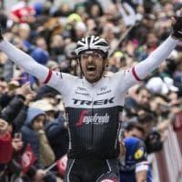Phil Gaimon e le bici di Cancellara: