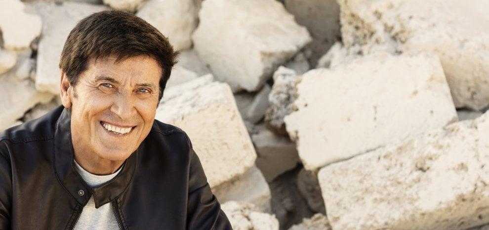 """Gianni Morandi, 40 dischi e tanti amici: """"Vedo Jagger e McCartney, più vecchi, e vado avanti"""""""