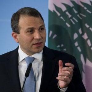 """Il ministro degli Esteri libanese: """"Il premier Hariri sarà veramente libero solo quando rientrerà a casa"""""""