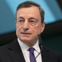 """Draghi: """"I debiti delle imprese italiane in drastico calo. Siamo a livelli pre-crisi"""""""