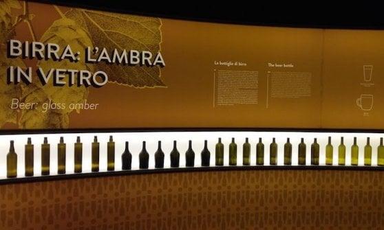 FICO Eataly World: un'immagine dalla 'Giostra' educativa dedicata a  vino, olio e birra, attraverso narrazioni e installazioni immersive