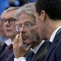 """Vertice Ue sul Welfare, Marcegaglia: """"Le leggi sociali non aiutano il lavoro"""". Gentiloni:..."""