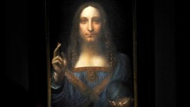 Leonardo all'asta per 450 milioni di dollari: record nella storia dell'arte    · Foto  -     Video