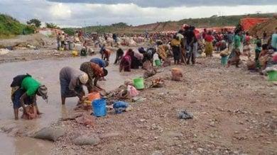 Congo, piccoli passi avanti sul cobalto.  Ma i colossi hi-tech devono fare di più