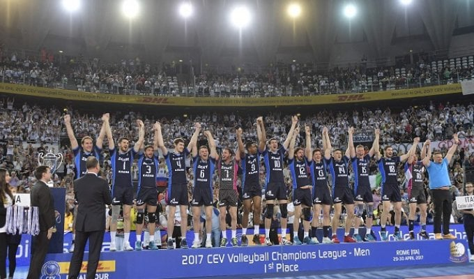 """Volley, Champions League: Civitanova e Perugia nel Gruppo A. Diesse Lube: """"Criterio sbagliato"""""""