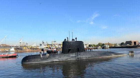 In Argentina proseguono le ricerche del sottomarino scomparso
