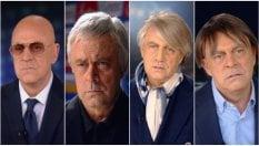 Sacchi, Mourinho, Mancini e Conte commentano la disfatta azzurra