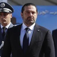 "Libano, Hariri a Parigi da Macron: ""Tornerò a Beirut il 22 novembre"""