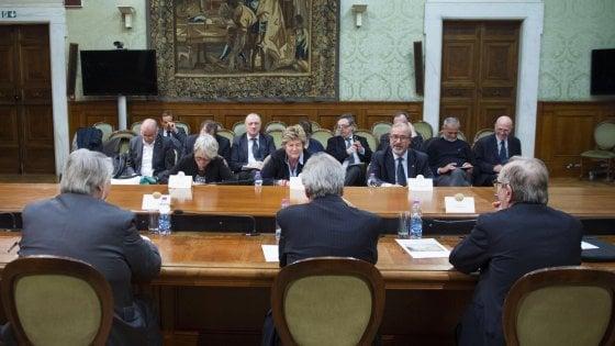Sindacati e governo al tavolo sulle pensioni