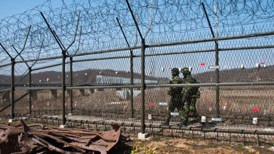 """Il soldato fuggito dalla Corea del Nord ha l'intestino pieno di vermi: """"È uno specchio delle condizioni di vita nel Paese"""""""