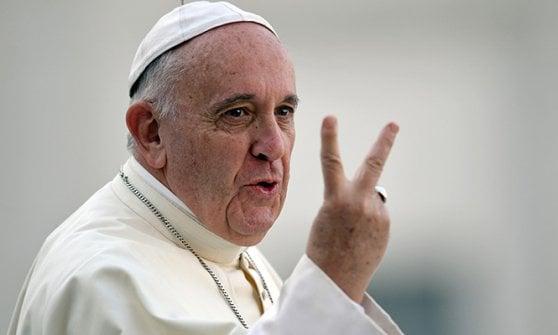 """Papa Francesco: """"La scienza ha limiti da rispettare. Serve responsabilità etica"""""""