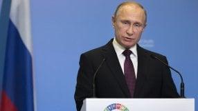 """""""Interferenze russe? Reazione di Putin"""""""
