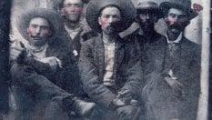 Billy Kid e Pat Garrett insieme: la foto della leggenda compratain un mercatino per 10$