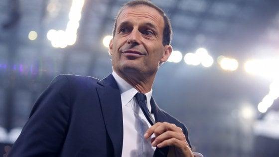 "Juventus, Allegri: ""Io ct della Nazionale? Assolutamente no"""