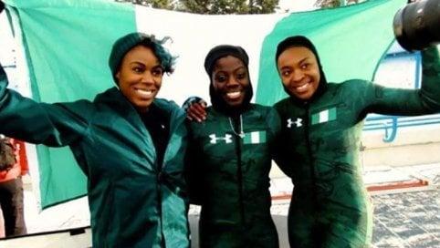 In Nigeria non nevica mai, eppuretre atlete faranno i Giochi invernali
