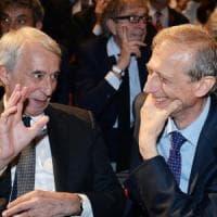 Coalizione di centrosinistra: Prodi parla con Renzi, Pisapia incontra Fassino.
