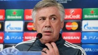 """Italia, Ancelotti dice no · audio. Tavecchio: """"Piango da quattro giorni, tutta colpa di Ventura"""""""