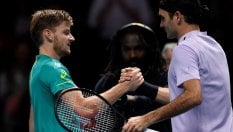 Impresa Goffin: batte Federer ed è in finale