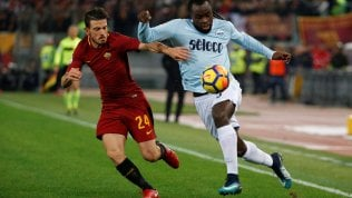 Torna il campionato,Live Napoli-Milan 0-0  · Il derby alla Roma: Lazio battuta 2-1
