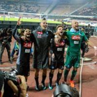 Napoli-Milan 2-1: gli azzurri mantengono la vetta