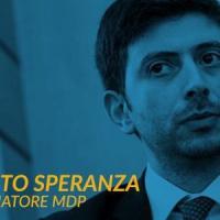 """Centrosinistra, Speranza allontana l'alleanza col Pd e apre ai cattolici: """"Renzi è il..."""