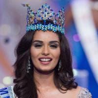 La nuova Miss Mondo è Manushi Chhillar, studentessa indiana di 20 anni