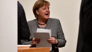 Germania, fallite trattative per un governo 'Giamaica': no dei liberali