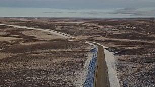 La prima autostrada artica