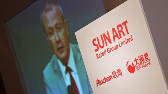 Jack Ma come Jeff Bezos: Alibaba si allea con Auchan e si rafforza nei negozi fisici