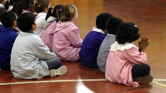 Un milione e 400mila i bambini italiani in assoluta povertà