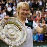 Tennis: Jana Novotna perde la sua