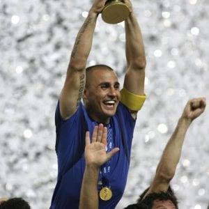"""Fabio Cannavaro: """"I grandi ex azzurri sono una risorsa: punto su Maldini"""""""