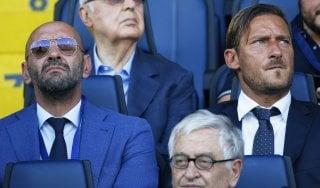 """Roma, Monchi: """"Qui per vincere. Quando dissi a Totti di smettere mi tremavano le gambe..."""""""