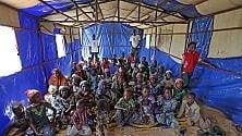 """""""Aiuta un guerriero"""",  quei ragazzini  che vanno a scuola  in zone di guerra  e nelle emergenze   Video"""