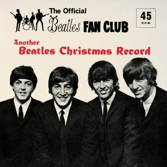 Beatles, questa volta la festa è di tutti: in un box le registrazioni natalizie del fan club
