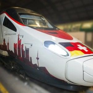 Dall'Italia alla Germania con l'alta velocità (e senza cambi)