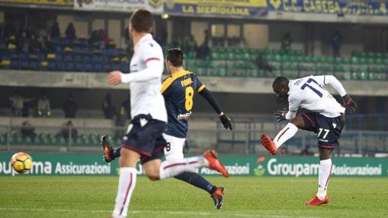 Verona-Bologna 2-3: Rimonta Rossoblù, Veneti Sempre Più Giù