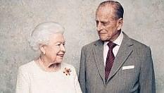 Gb, settant'anni insieme: Elisabetta e Filippo festeggiano il loro anniversario