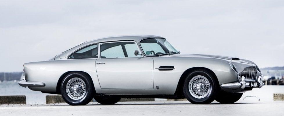 Altro che James Bond, l'asta dell'Aston Martin di Paul McCartney sarà da record