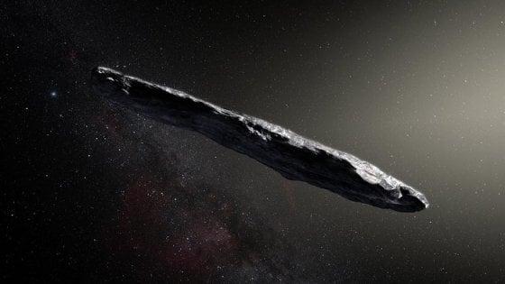 'Oumuamua, il primo asteroide interstellare mai osservato