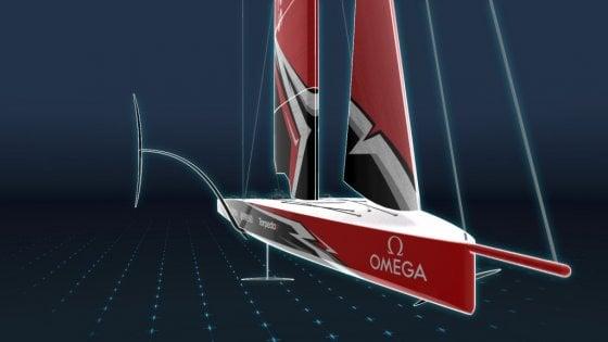 Calendario Coppa America.Coppa America Ecco Le Nuove Barche Monoscafi Da Oltre 22