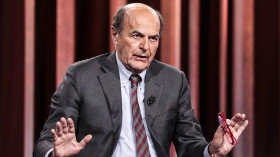 """Coalizione di centrosinistra, Bersani insiste: """"Se ne parla dopo il voto"""". Orlando: """"Divisi si perde"""""""
