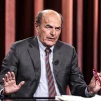 """Coalizione di centrosinistra, Bersani insiste: """"Se ne parla dopo il voto"""". Orlando:..."""