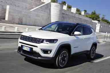 Jeep Compass Limited Winter, l'inverno non fa più paura