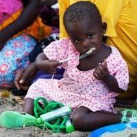 Cibo, nel mondo ogni anno la malnutrizione uccide 3 milioni di bambini