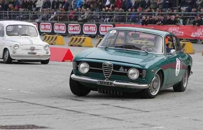 Milano AutoClassica, passione su ruote