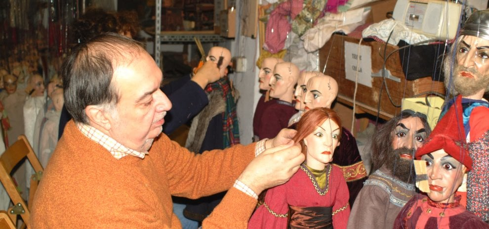 È morto Eugenio Monti Colla, maestro del teatro delle marionette