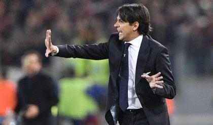 Lazio, Inzaghi prepara il maxi turnover: col Vitesse a riposo i 'titolarissimi'