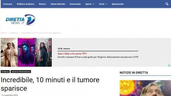 Dalle fake news al copia-e-incolla, il network italiano delle bufale