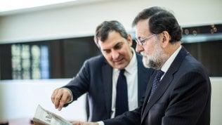 """Parla Rajoy: """"Ho salvato il Paese, ora bisogna chiudere le ferite"""""""